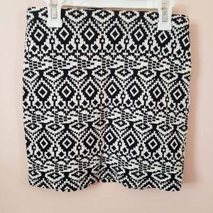 Dresses & Skirts - Aztec Pencil Skirt